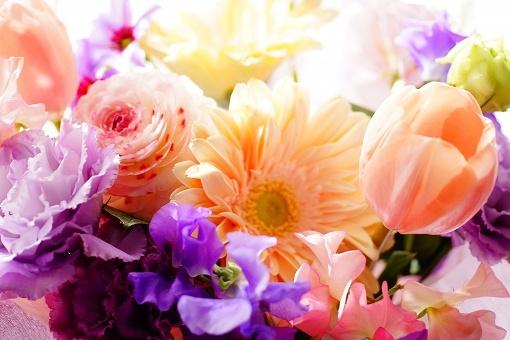 花束の画像です